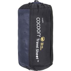 Cocoon TravelSheet Ripstop Seda, tuareg